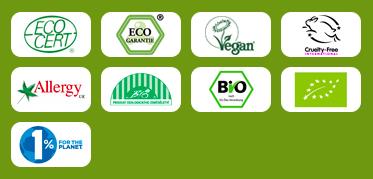 Econea - certifikaty značek